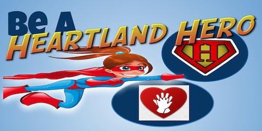Be a Heartland Hero (AHA Heartsaver CPR/AED Course)