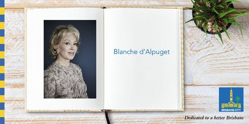 Meet Blanche d'Alpuget - Brisbane City Hall
