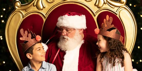 Westfield St Lukes Santa Photography tickets