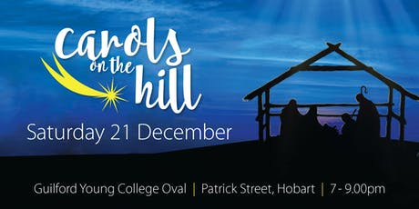 Carols on the Hill 2019 tickets