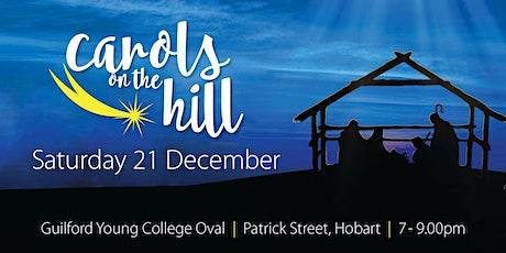 Carols on the Hill 2019 tickets