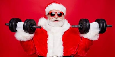 JINGLE JAM SWEAT SESH - COMPLIMENTARY FITNESS CLASS IN CHANNEL DISTRICT