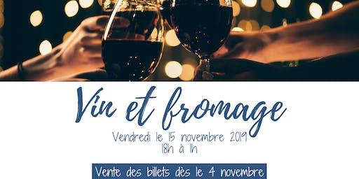 Vin et Fromage - 6e édition