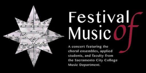 FESTIVAL OF MUSIC!