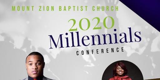 Millennials Conference 2020