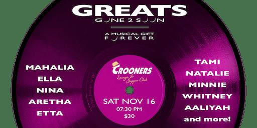 Greats Gone 2 Soon - Lady Greats