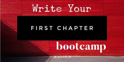 Write Your First Chapter Bootcamp