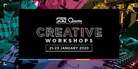 SAE Creative Workshops | SAE Brisbane Campus  tickets