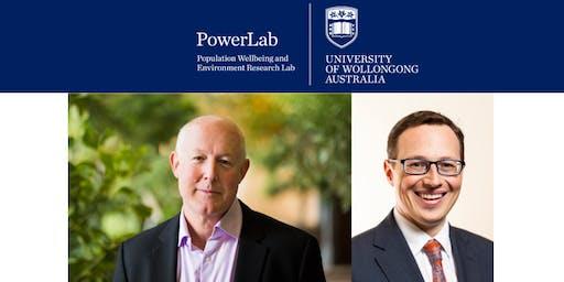PowerTalk with Professor Terry Hartig