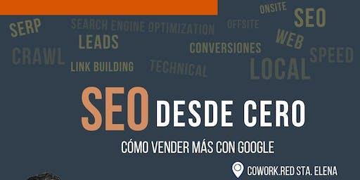 Curso: Cómo vender más con Google - Business Learning@CoWork.RED