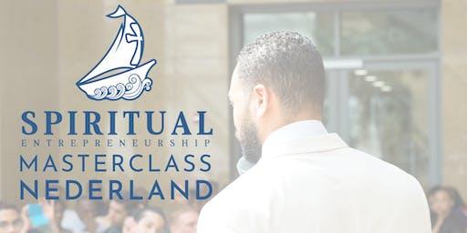 SPIRITUAL ENTREPRENEURSHIP MASTERCLASS ROTTERDAM