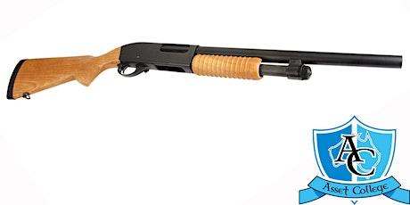 Firearms Safety (Category C & D)  - Jandowae tickets