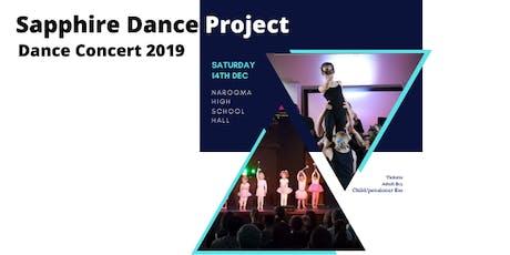 Sapphire Dance Project Concert 2019 tickets