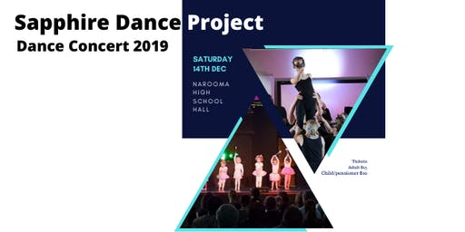 Sapphire Dance Project Concert 2019