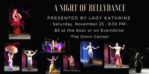 A Night Of Belly Dance