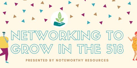Networking Event for 518 Businesses & Nonprofits tickets
