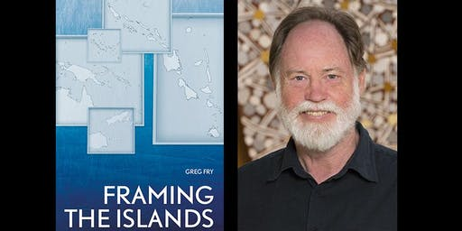 Book Launch - Framing the Islands