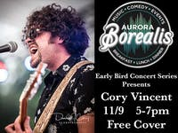 Cory Vincent Acoustic Set