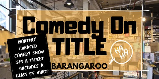 Comedy on TITLE - 29 Nov 2019