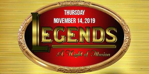 Illusions~Legends on Tour!