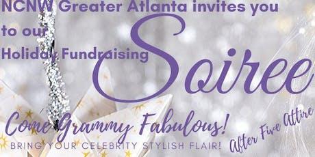 NCNW Greater Atlanta Holiday Fundraising Soiree tickets