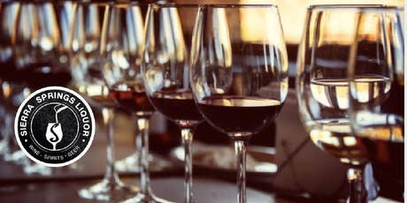 The Taste of Italy: An Intro to Italian Wines tickets