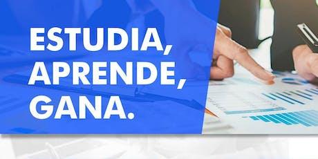 Curso Finanzas Personales Enero 2020 entradas