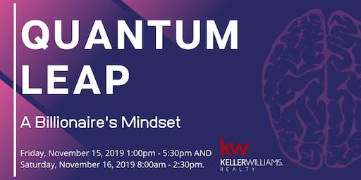 Quantum Leap - A Billionaire's Mindset
