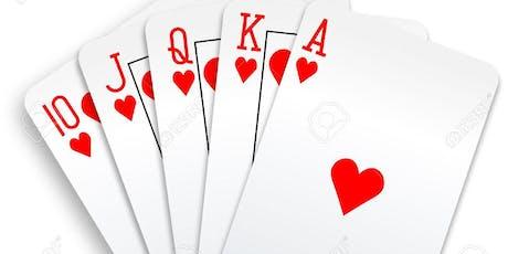 Poker Night at the Legion tickets