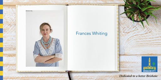 Meet Frances Whiting - Brisbane City Hall