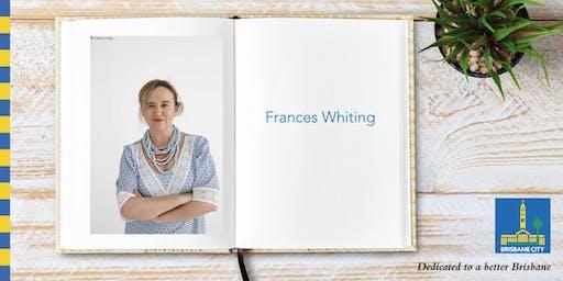 Meet Frances Whiting - Bracken Ridge Library