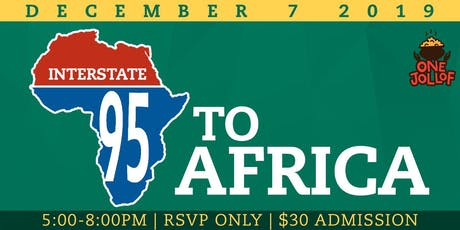 95 To Africa tickets