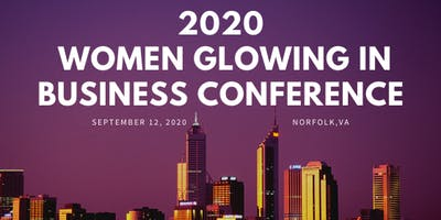 Women Glowing in Business Conference