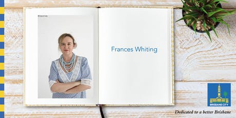 Meet Frances Whiting - Carindale Library tickets
