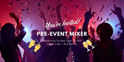 Pre-Event Meet & Greet Mixer