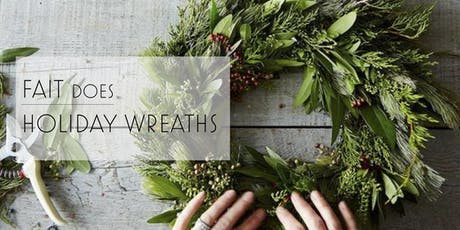 Design Your Own :: Holiday Wreath tickets