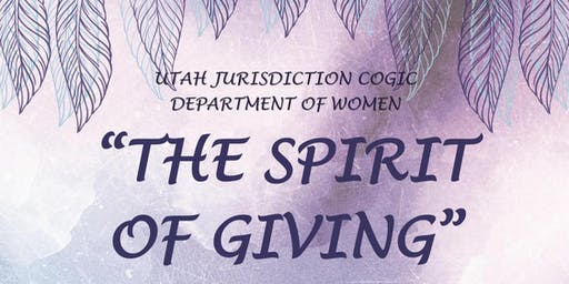 Utah Jurisdiction Dept of Women Annual Christmas Event