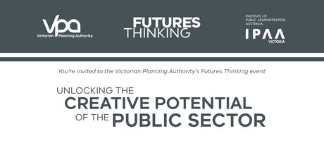 VPA #FUTURESTHINKING with Charles Landry tickets