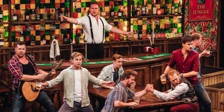 The Choir of Man - Social Club tickets