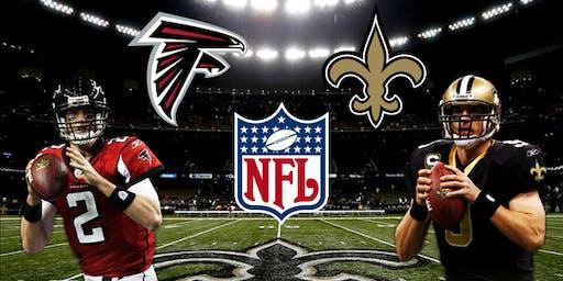 New Orleans Saints vs. Atlanta Falcons Ultimate Ta