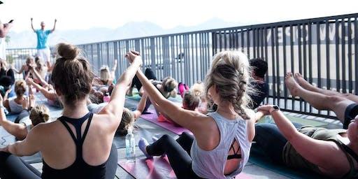 Love Your Brain Yoga Fundraiser at Volanti