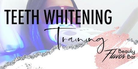 Cosmetic Teeth Whitening Training Tour - MIAMI tickets