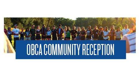 OBCA Community Reception