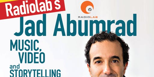 Q & A with Radiolab's Jad Abumrad