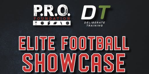 ELITE FOOTBALL SHOWCASE