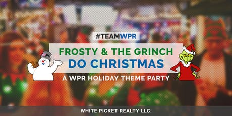 #TeamWPR Holiday Party 2019 tickets