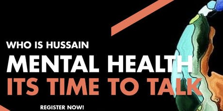 It's Time to Talk - Mental Health Conference tickets