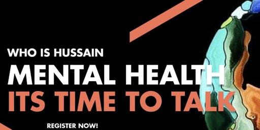 It's Time to Talk - Mental Health Conference