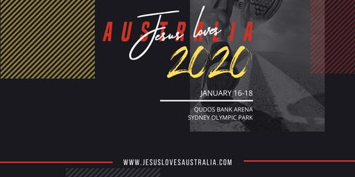Jesus Loves Australia 2020