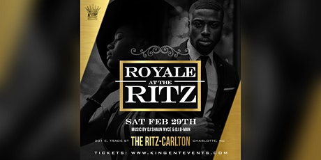 Royale At The Ritz - Carlton #TheFinale -During CIAA Tournament 2020 tickets